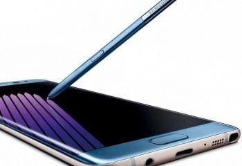 Galaxy Note 7 S-Pen İle Geliyor!