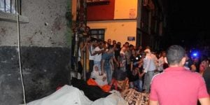 Gaziantep Saldırısı Bebek Arabasıyla Yapılmış