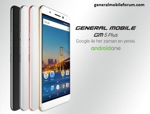 General Mobile GM 5 Plus Özellikleri İnceleme