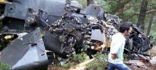 Helikopterin Düşüş Nedeni Belli Oldu 7 Şehit 8 Yaralı