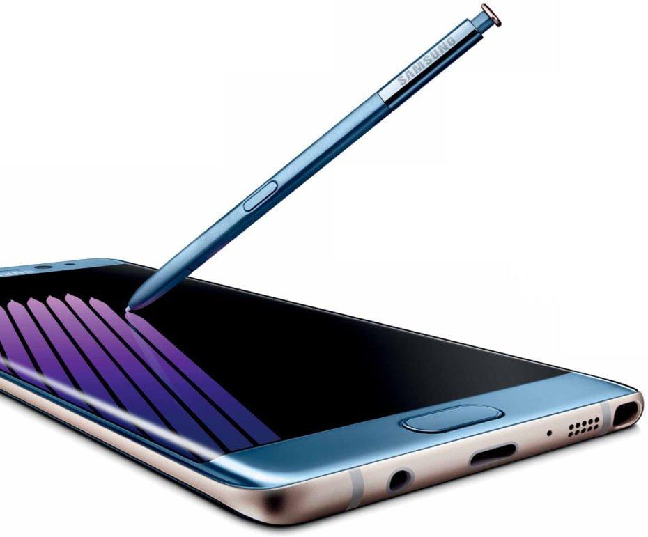 Galaxy Note 7 Yenilendi Ve Dağıtımına Başlandı! Galaxy Note 7 Yenilendi Ve Dağıtımına Başlandı! gn7stylus 930x771