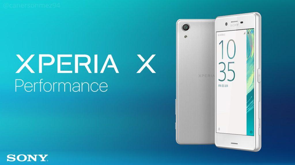 Sony Xperia X Performance Fiyat ve Özellikleri