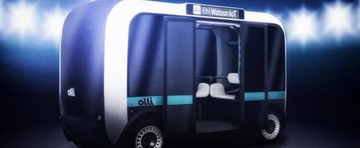 Sürücüsüz Otobüs Teknolojisi Geliyor! Sürücüsüz Otobüs Teknolojisi Geliyor! ibmden surucusuz elektrikli minibus olli