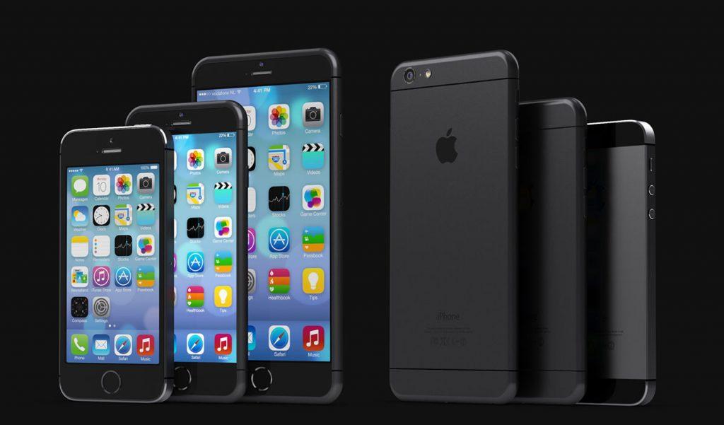 AMOLED Ekranlı iPhone Üretilecek AMOLED Ekranlı iPhone Üretilecek martin hajek iphone 6 macfan concept