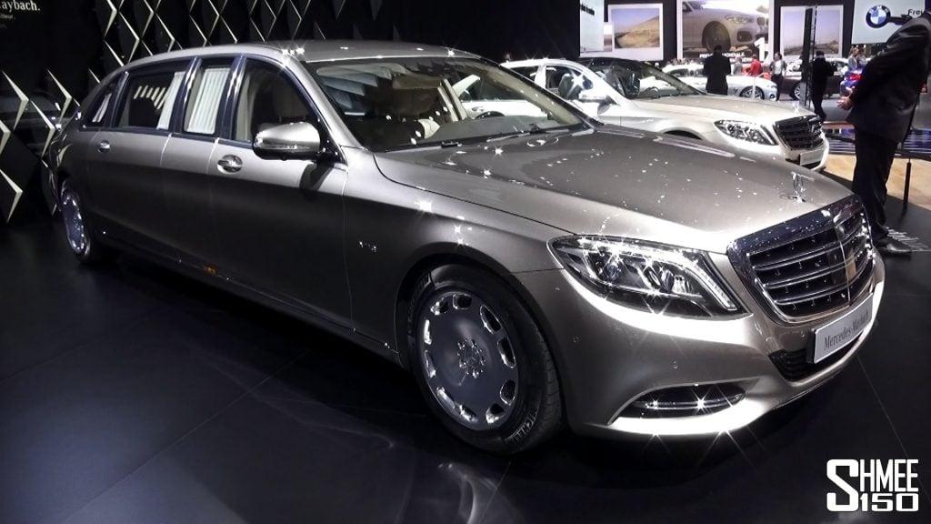 Mercedes-Benz'in Milyon Dolarlık Limuzini Tanıtıldı! Mercedes-Benz'in Milyon Dolarlık Limuzini Tanıtıldı! maxresdefault 7