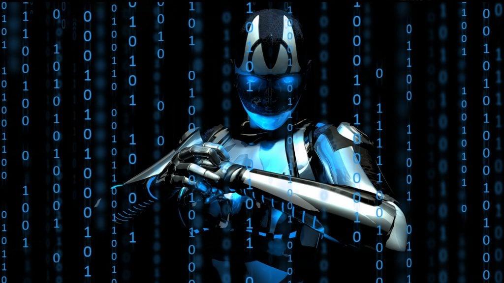 robotların yeni Özelliği: nesneleri bükmek! Robotların Yeni Özelliği: Nesneleri Bükmek! robot wallpaper 9