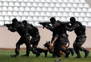 Lise Mezunu Özel Harekat Polisi Alımında Askerlik Şartı Kalktı