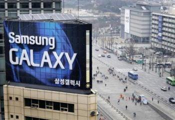 Samsung'da İşler İyi Gitmiyor!
