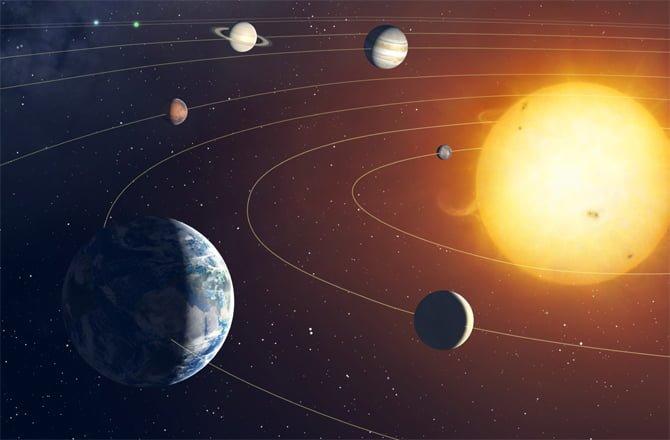 Bilim İnsanları Güneş Sistemi Dışında Suyun Varlığını Keşfetti! Bilim İnsanları Güneş Sistemi Dışında Suyun Varlığını Keşfetti! solar system 670x440 130502