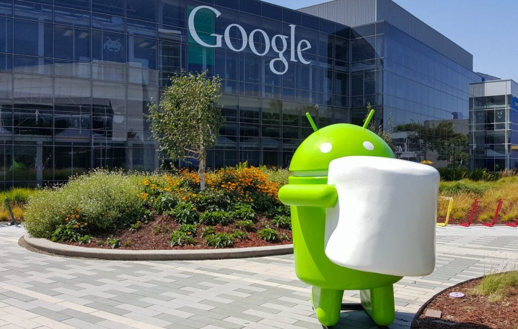 Android'in Geleceği Merak Konusu! Android'in Geleceği Merak Konusu! stock photo mountain view ca usa august android marshmallow latest android os replica in front of 307787327