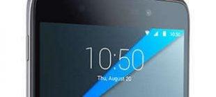 BlackBerry DTEK60 Satışa Sunuldu!