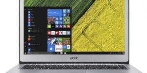 Acer Swift Dizüstü Bilgisayar Modelleri Tanıtıldı!