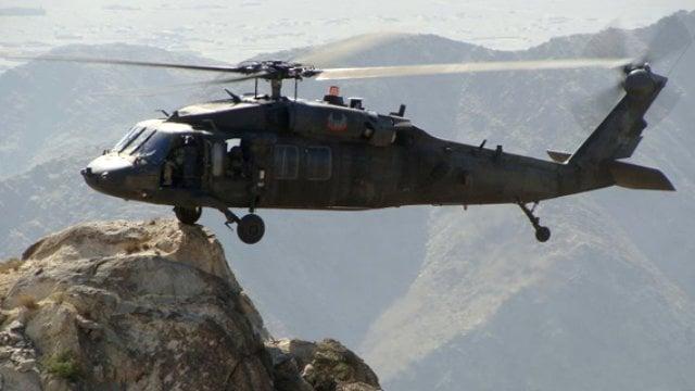 PKK Hakkari Çukurca'da Vurduğu Helikopter'in Videosunu Yayınladı
