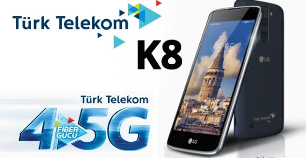 Türk Telekom K8 Özellikleri İnceleme