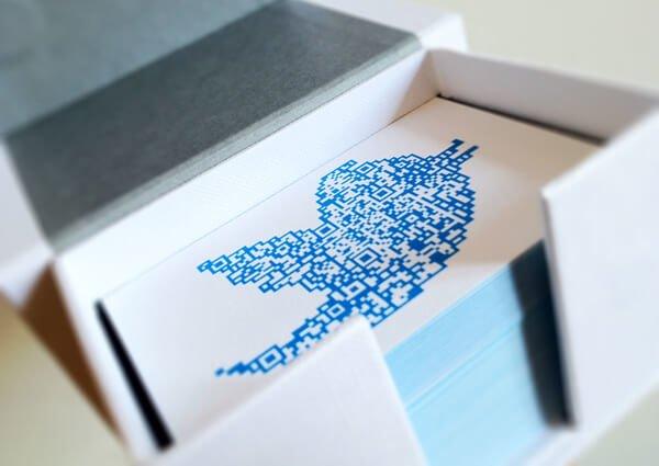 twitter-qr-code-card Twitter QR Kodlar İle Buluşacak! Twitter QR Kodlar İle Buluşacak! twitter qr code card