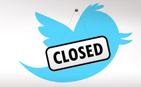 twitter'a erişim açıldı. Twitter'a Erişim Tekrar Açıldı. twitter closed1 b2