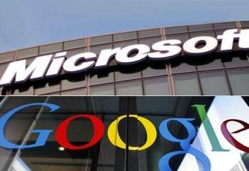 Google Ve Microsoft Arasında Büyük Gerilim!