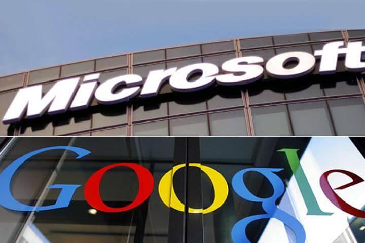 Google Ve Microsoft Arasında Büyük Gerilim! wr 720